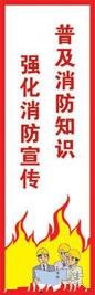 新版消防安全标语