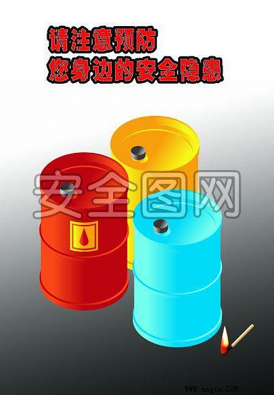 平安寓意的简笔水墨画-锅炉压力容器安全知识挂图 编号 AN1893 安全挂图吧