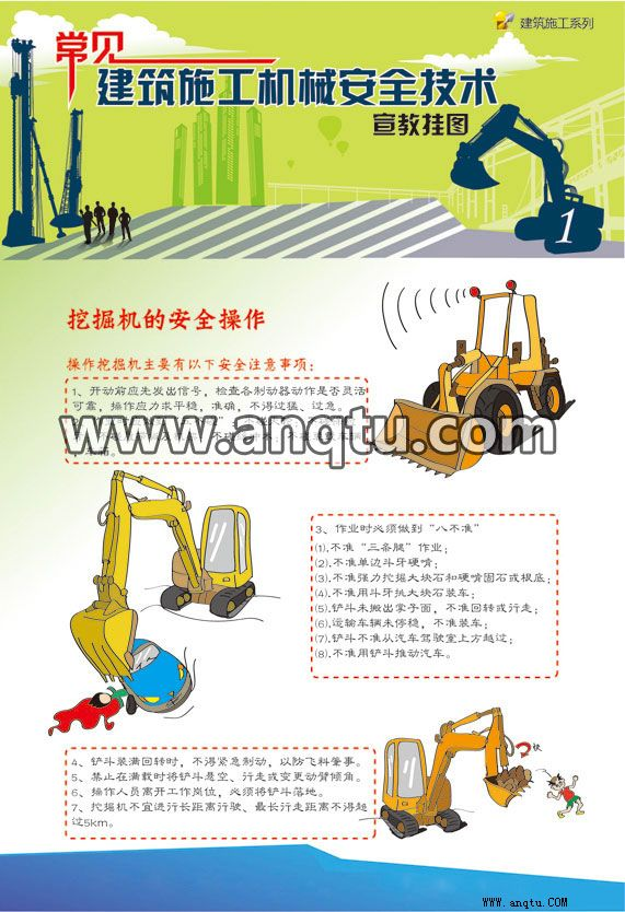 建筑施工机械安全